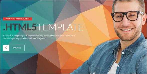 Responsive Corporate HTML5 Template