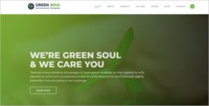 Responsive Farm HTML5 Template