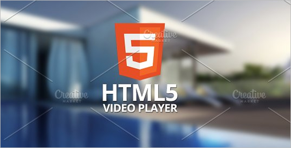 Modern Video HTML5 Template