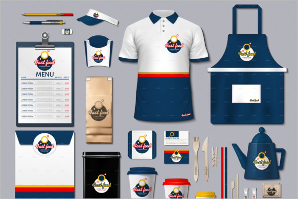Restaurant Mockup Bundle