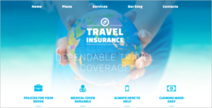 Safety Travel Joomla Template