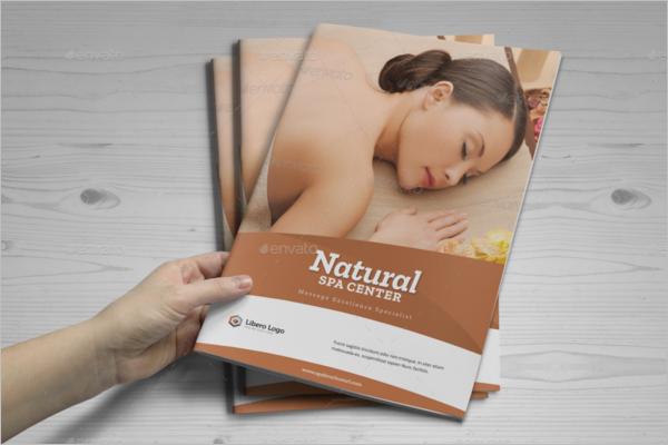 SalonBeauty Brochure Design PDF