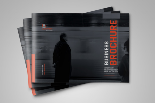 Sample A4 Brochure Template