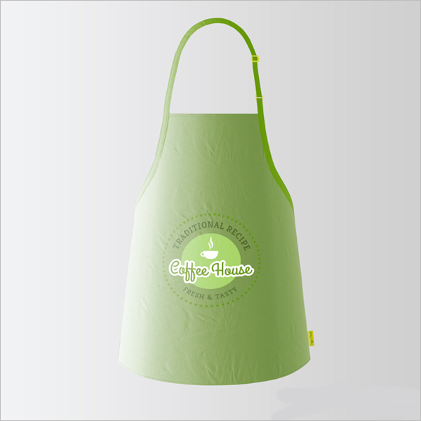 Sample Apron Mockup Idea