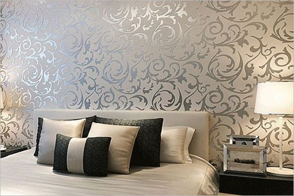 Sample Bedroom Texture Design