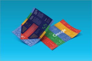 Sample Google Brochure Design PDF