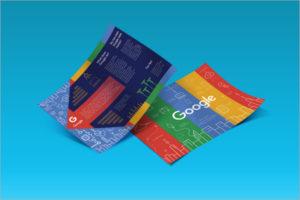 SampleGoogle Brochure Design PDF