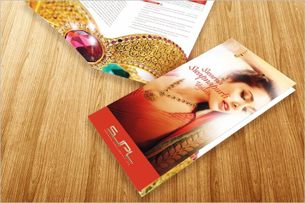 Sample Leaflet Design