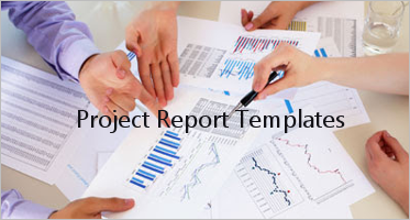 Sample Project Report Templates