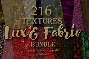 Seamless Fabric Texture Bundle