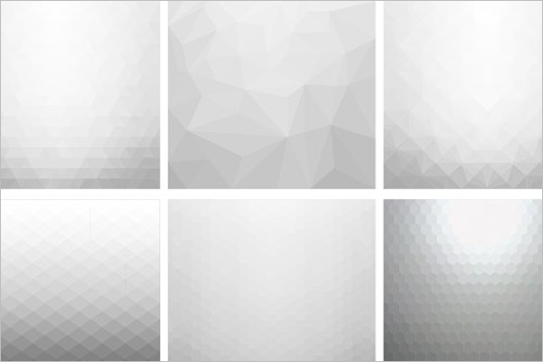 Set Of Grey Texture Design