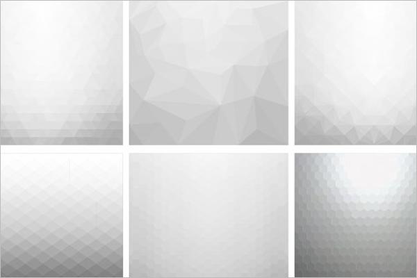 Set Of Grey Texture Design