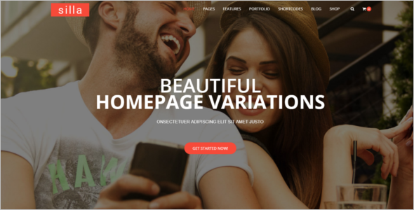 Simple Business HTML5 Template