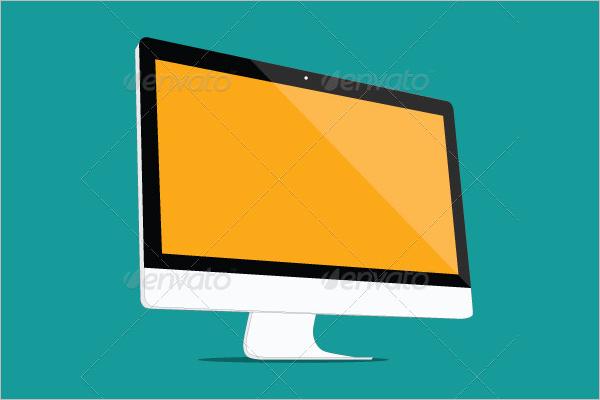 Simple Device Mockup Design