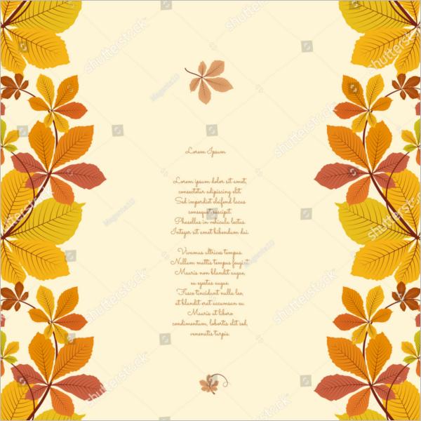 simple html menu template - 36 thanksgiving menu templates free sample designs