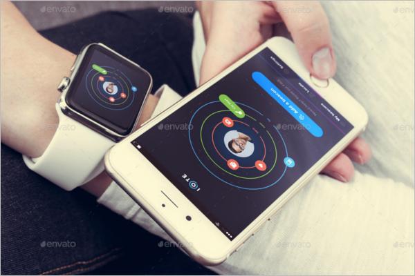 Smart Devices Mockup Design