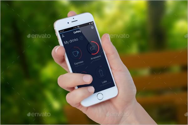 Smartphone Device Mockup Design