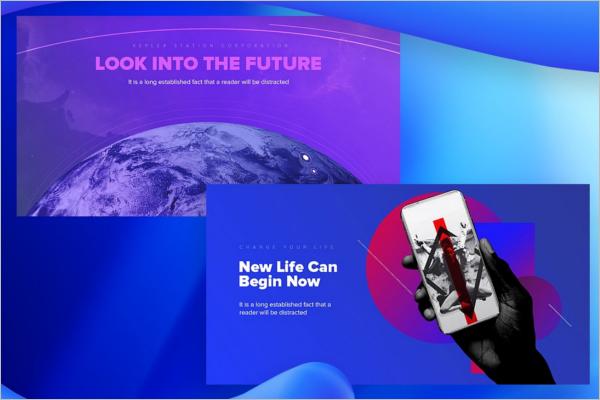 Social Media Ad Mockup Design