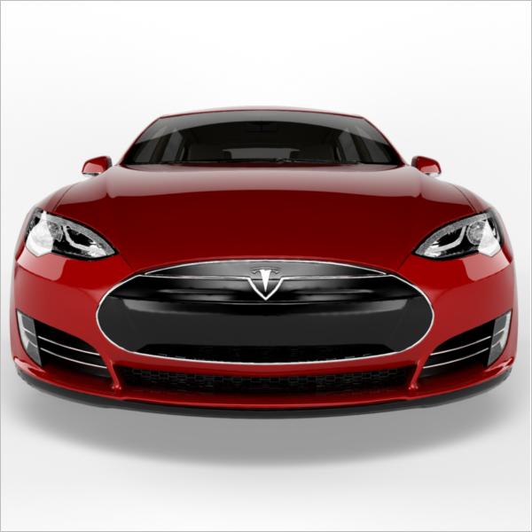 Special Car 3D Design