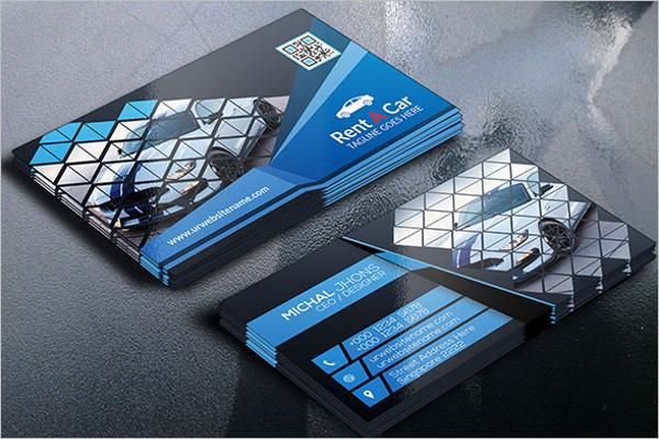 Special Car Mechanic Business Card Design