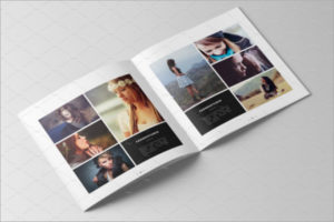 Square Google Brochure Design