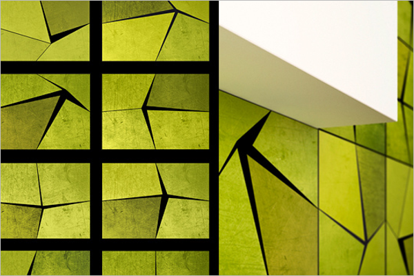 Stained Glass Texture Design Idea