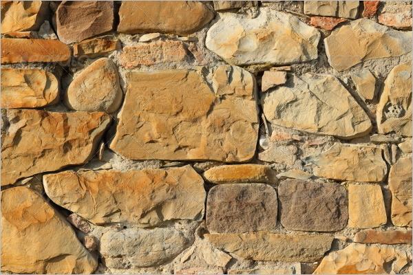 Stone Wall Texture Design