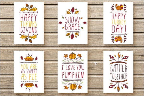 Thanksgiving Element Idea