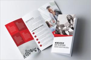 Training Brochure Design
