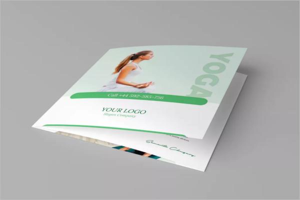 TrainingBrochure PDF Design