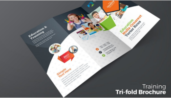 Training Brochure Templates