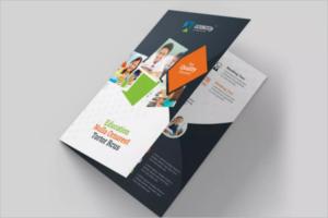Training Program Brochure Template