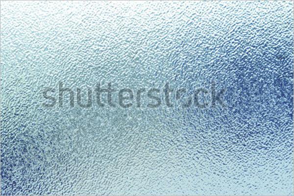 Transparent Glass Texture Design