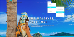 Travel Agency HTML5 Template