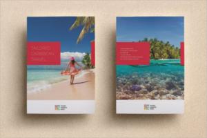 Travel CorelDraw Brochure Design