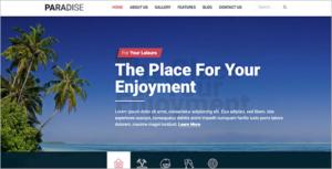 Travel Joomla Template