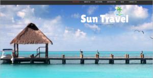Travel Joomla Theme