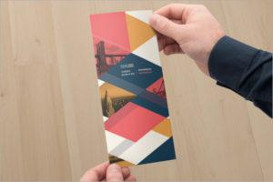 Trifold Google Brochure Design