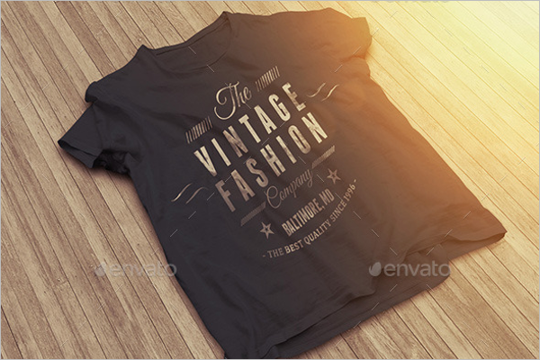 Tshirt Design Mockup