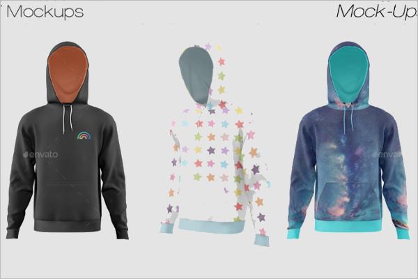 Unisex Clothing Mockup Design