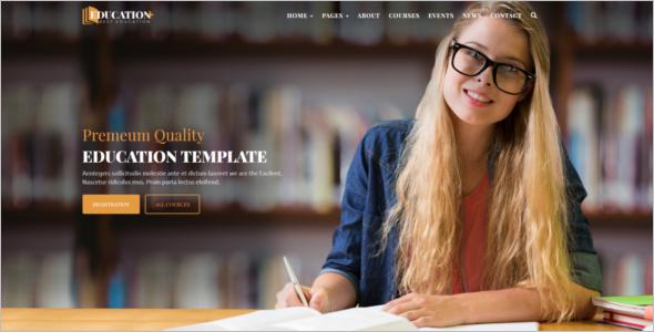 University Academy HTML5 Template