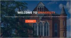 University HTML5 Templates