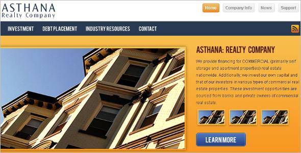 University Joomla Website Template