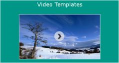 17+ Best Video Background HTML5 Templates