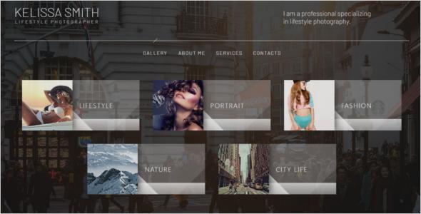 Video Website Theme