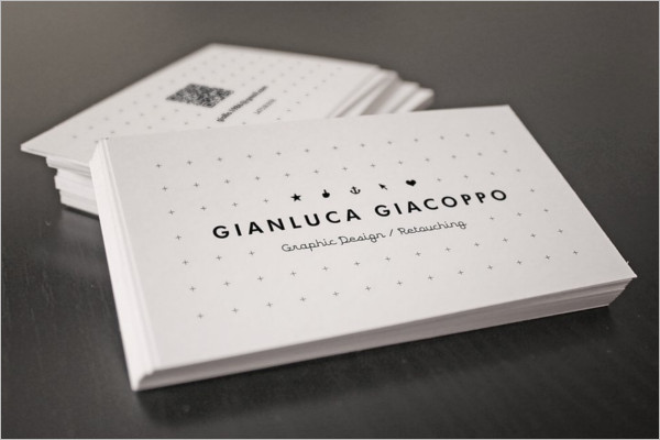 Visiting Cards Mockup Template