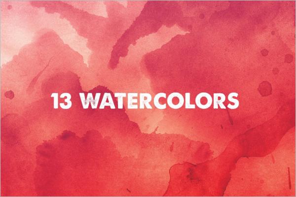 Watercolor Texture Background Photoshop