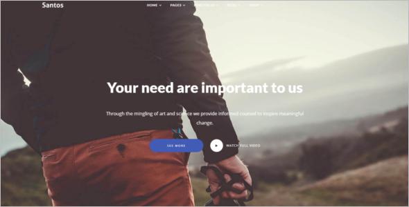 Website Content Design Template