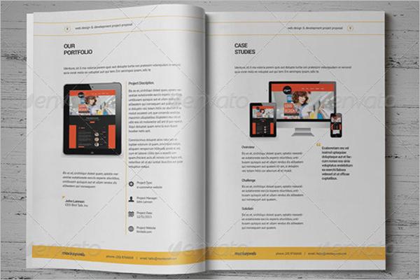 30 website proposal templates free word excel pdf samples. Black Bedroom Furniture Sets. Home Design Ideas