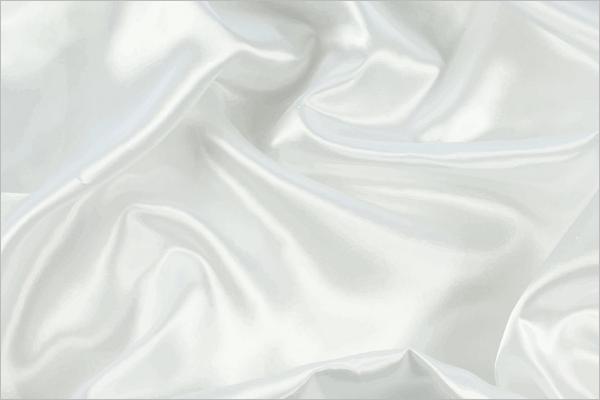 White Silk BackgroundFree Vector